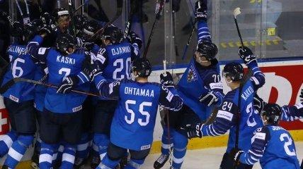 Определились полуфинальные пары на чемпионате мира по хоккею