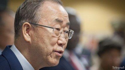 Генсек ООН выразил готовность посетить КНДР