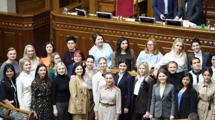 """Партия """"Слуга народа"""" создаст движение """"Зе! Жінки"""": подробности"""