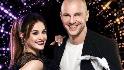 Танцы со звездами 2018: Павел Вишняков заговорил о романе с партнершей по шоу