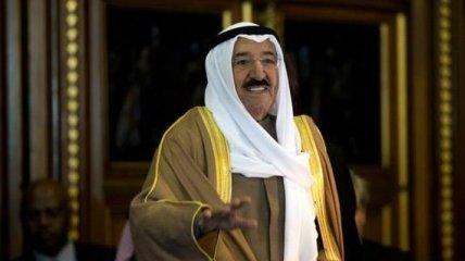 Вашингтон подтвердил госпитализацию в США эмира Кувейта