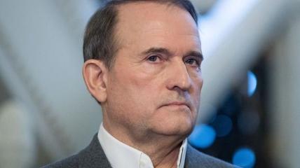 Народному депутату Виктору Медведчуку вручили новое подозрение