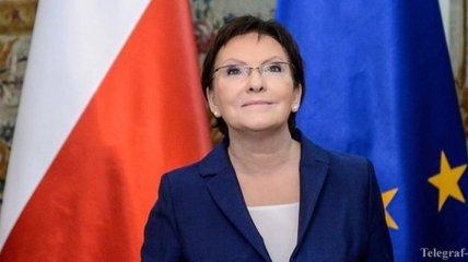 Премьер Польши почтит память героев Небесной Сотни в Киеве