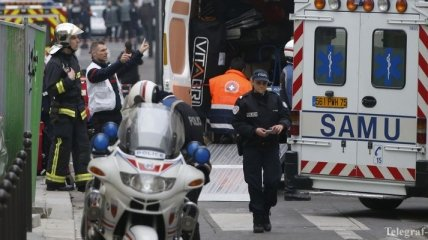 Во Франции ввели максимальный уровень террористической угрозы