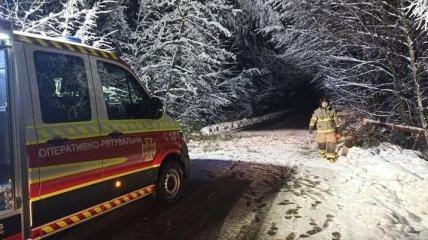 Зима пришла: водителям напомнили, как правильно ездить по снегу и гололеду