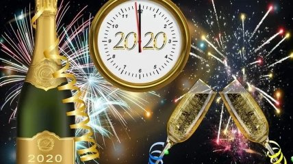 Прикольные поздравления с Новым 2020 годом Белой Металлической Крысы