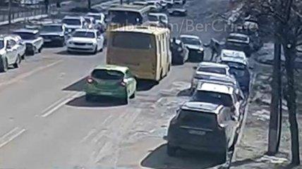 Смертельное ДТП в Киеве с потерявшем сознание за рулем водителем: подробности и видео момента
