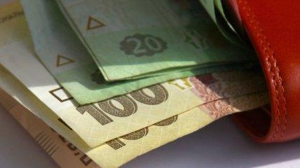 Средняя зарплата украинцев за август составила 2690 грн