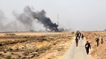 Армия Асада при поддержке авиации РФ взяла город в Латакии