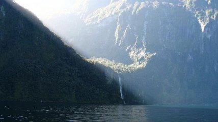 Невероятной красоты залив (Фото)