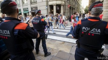 В Испании и Каталонии произошел спор за контроль над полицией региона
