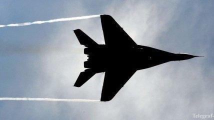 Истребители ВВС Испании прибыли в Литву