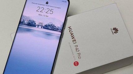 Оптимизация звонков: Huawei P40 и Huawei P40 Pro получили новое обновление