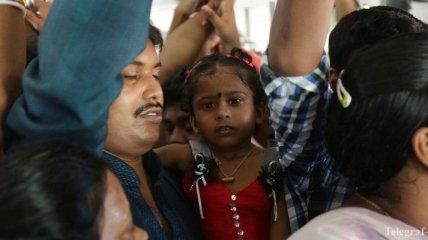 Жертвами жары в Индии уже стали 800 человек