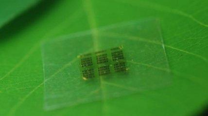 В США представили прототип деревянной микросхемы