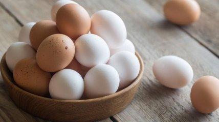 Оказывается, польза яиц не зависит от их цвета