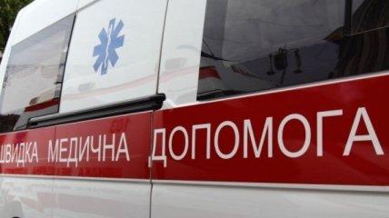 За сутки в Украине произошло 75 ДТП и 201 пожар