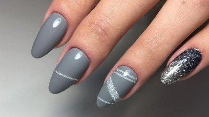 Маникюр 2020: идеи дизайна на миндалевидные ногти (Фото)