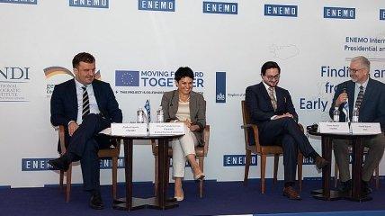 Члены ЦИК обсудили проблемные вопросы парламентских выборов