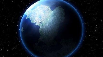 """Геологи нашли """"железный снег"""" в ядре Земли"""