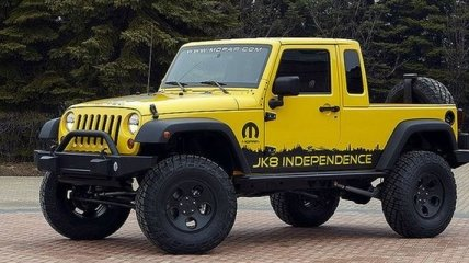 Потрясающие модели Jeep