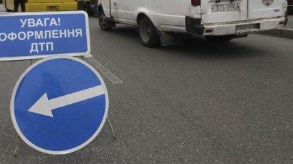 В Киеве в течение суток произошло 38 ДТП