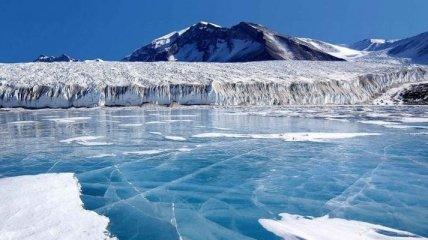 Глубочайшую на суше впадину нашли в Антарктиде (Видео)