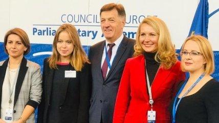 """""""Принципы не продаются"""": проукраинская группа в ПАСЕ надеется на расширение"""