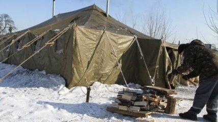 В Киеве открыли более 100 пунктов обогрева