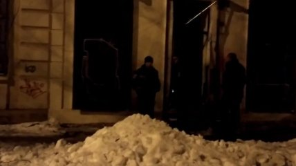 В Одессе произошел очередной взрыв (Видео)
