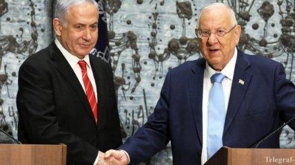 Нетаньяху поручили приступить к формированию нового правительства Израиля