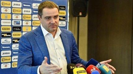 Сборная Украины сыграет с Мальтой