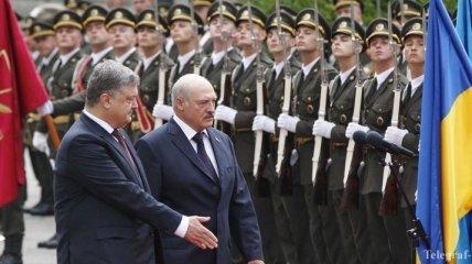 """Лукашенко прокомментировал """"шпионский скандал"""" с Украиной"""