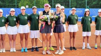Українська тенісистка змінила громадянство