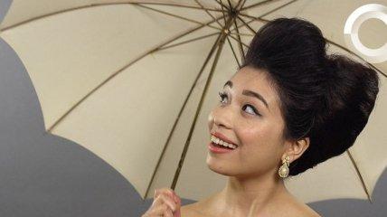 Эволюция женской красоты на Филиппинах (Видео)
