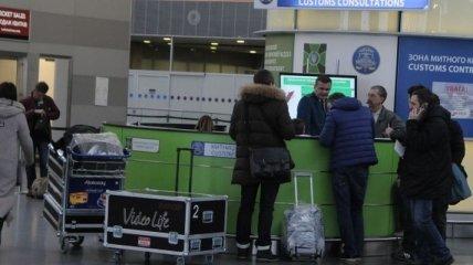 """В аэропорту """"Борисполь"""" обнаружили гражданку Ирака с поддельным паспортом"""