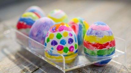 Коли і чим правильно фарбувати яйця на Великдень у 2021 році (інфографіка)