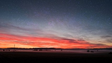 NASA показала последнюю панораму звездного неба