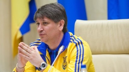 Сборная Украины вышла в финал