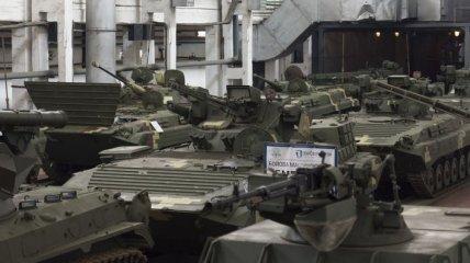 В Украине завершены испытания модернизированной машины БМП-1УМД (Видео)