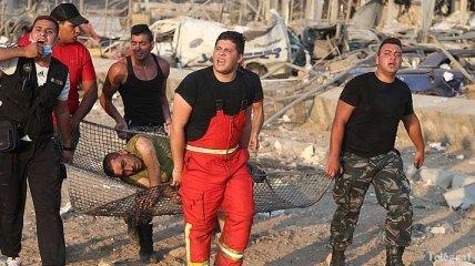 Взрыв в Бейруте: пострадали полсотни сотрудников ООН
