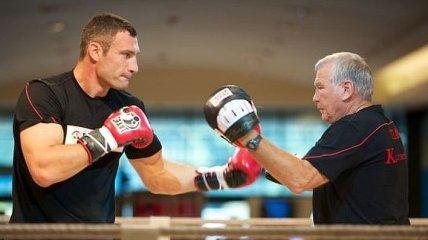 Именем тренера Виталия Кличко назовут боксерский зал в Германии