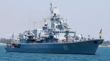 Украина отправит свой фрегат на борьбу с сомалийскими пиратами