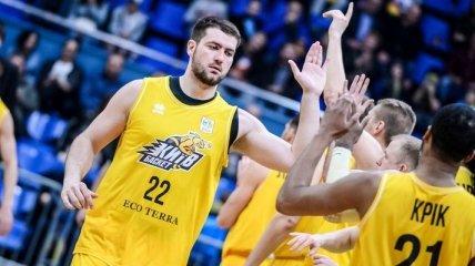 Киев-Баскет надеется попасть в Лигу чемпионов