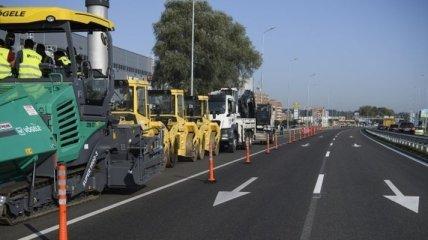 Укравтодор похвастался о ходе ремонта и строительства дорог