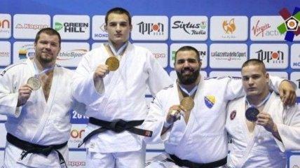 Украинец Панько выиграл Кубок Европы по дзюдо
