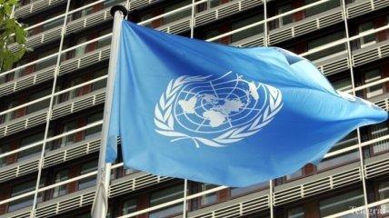 Украина пригласила оценочную миссию ООН