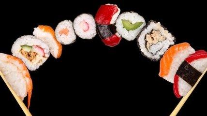 Насколько полезны продукты для суши