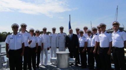 """В США завершилась подготовка украинских моряков к службе на катерах """"Island"""""""