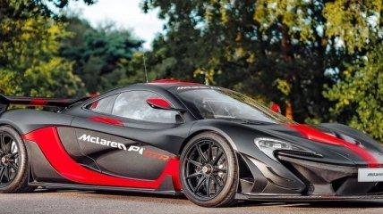 Гиперкар McLaren P1 GTR выставлен на продажу